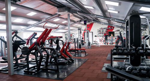 Фитнес клуб BodyFit
